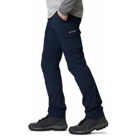 Columbia Silver Ridge II Spodnie z odpinanymi nogawkami Mężczyźni, collegiate navy